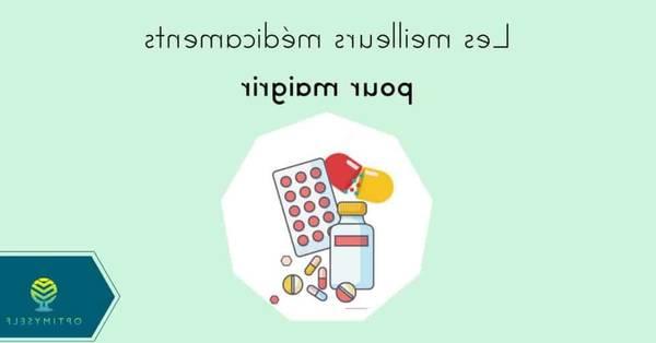 Meilleur pilules minceur