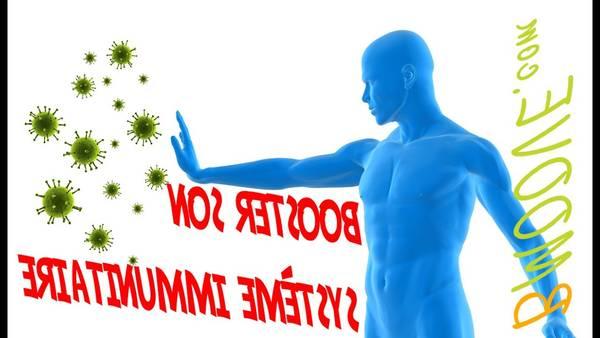 systeme immunitaire faible