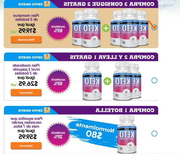 keto weight loss plus precio