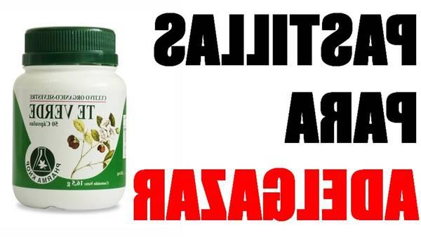 pastillas adelgazantes de herbolario