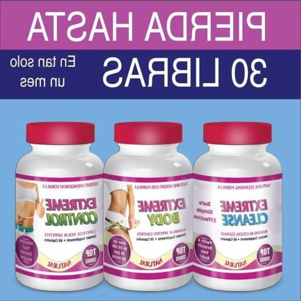 pastillas para perder peso en gnc