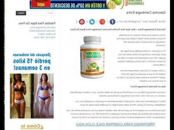 pastillas para bajar de peso en españa