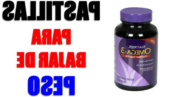 pastillas para bajar de peso sin ejercicio