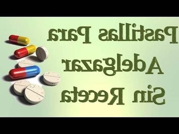 pastillas bajar de peso farmacias similares