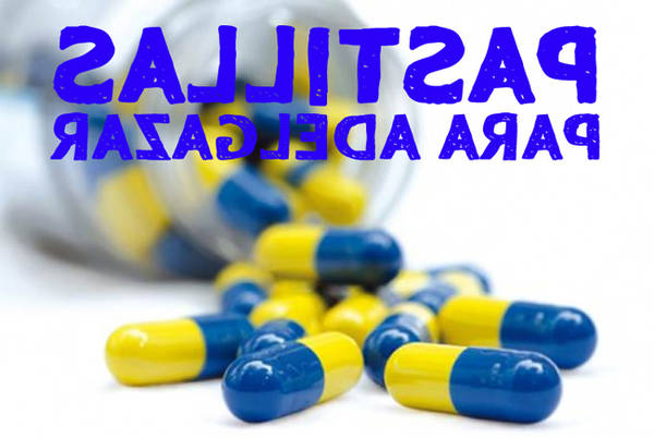pastillas para bajar de peso patente