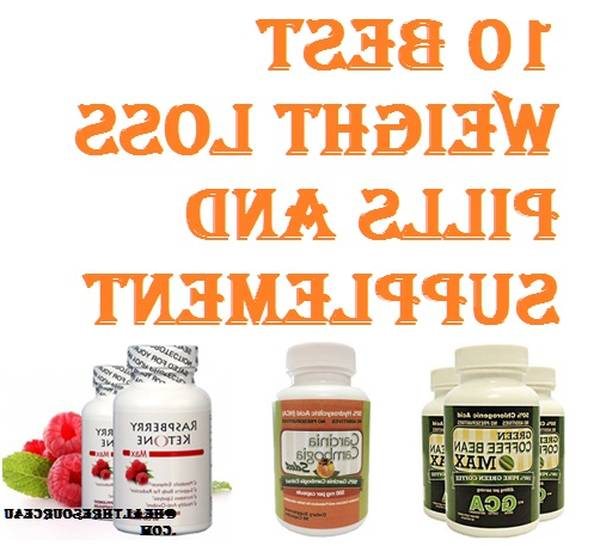 best weight loss pills 2020