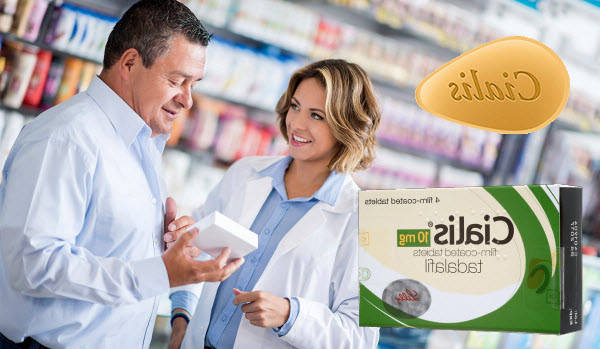 what does a cialis pill do